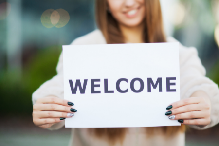 PTA newcomer committee to create welcoming environment for families and parents.