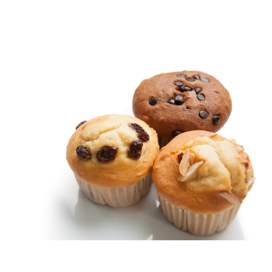 """Volunteer Appreciation Puns from Membership Toolkit. Picture of muffins for pun, """"Muffin to do but appreciate you!"""""""