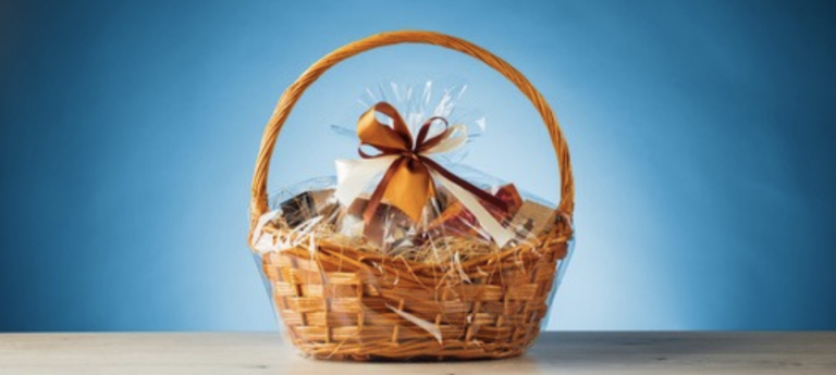 Basket for an Online Auction