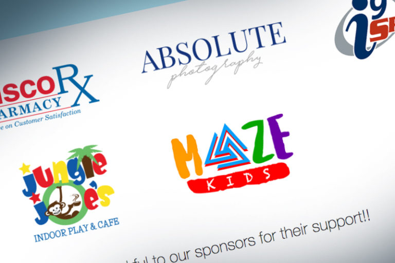 Sponsors for your Online Auction