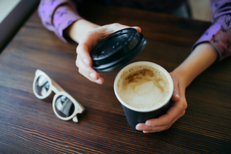 Challenge people to give up a cup of coffee to become a PTA member