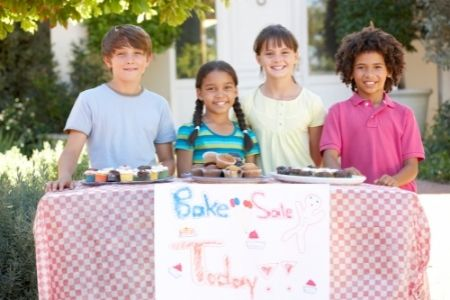 Host a Bake Sale during your PTA Membership Drive