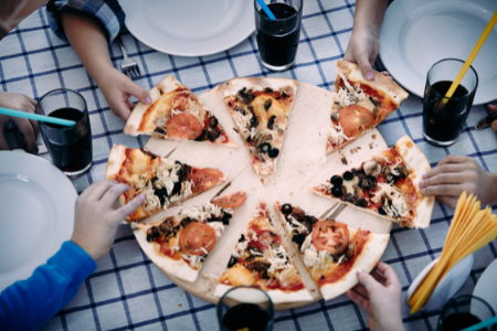 Use incentives like a class pizza party to increase your PTA Membership