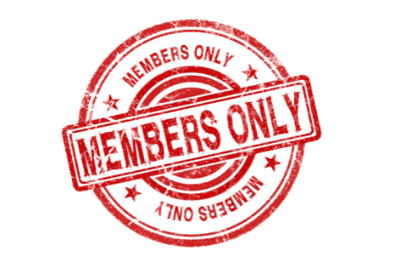 Membership Toolkit tip: Include members only pages on your PTA website