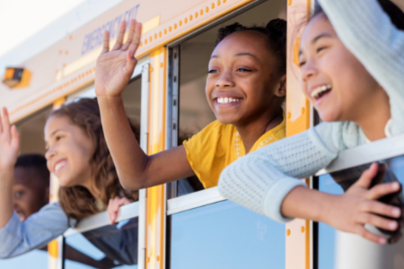 Make it easy for parents to find school information on your PTA website.