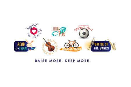 Utilize your PTA website to advertise your PTA's fundraising efforts.