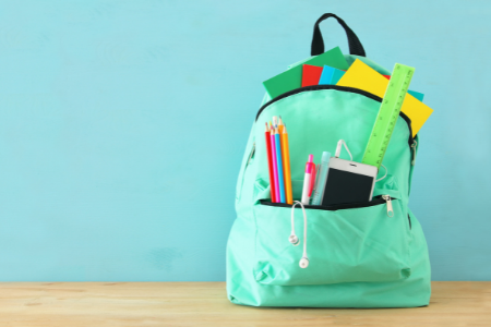 Remind Parents what School Supplies they Need on Your PTA Website