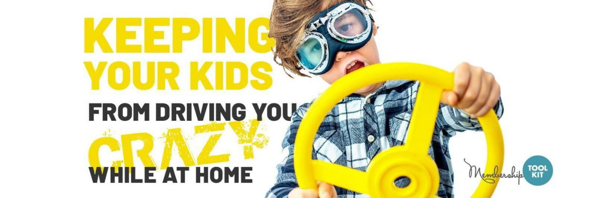 MTK kids driving you crazy top