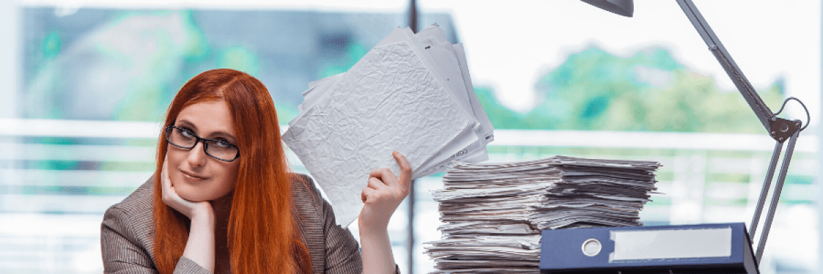 how to have a successful transition from paper to online