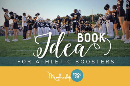 Technology Tips for Athletic Booster Clubs - Membership Toolkit